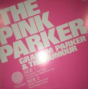 Cover - Graham Parker And The Rumour: Pink Parker, The