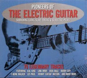 Cover - Jimmy Bryant And Speedy West: Pioneers Of The Electric Guitars