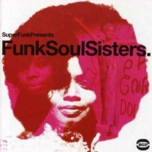 Cover - Genies, The: FunkSoulSisters.