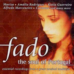 Cover - Lucília do Carmo: Fado - The Soul Of Portugal