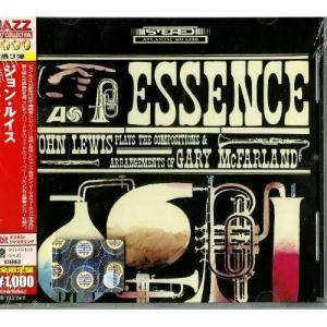 Cover - John Lewis: Essence