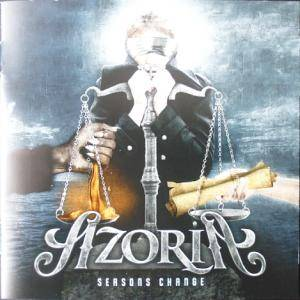 Azoria: Seasons Change - Cover
