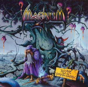 Magnum: Escape From The Shadow Garden - Cover