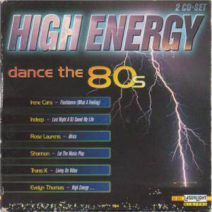 High Energy - Dance The 80s - Cover
