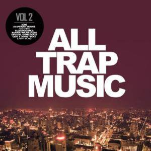 Cover - Jamie Lidell: All Trap Music Vol. 02