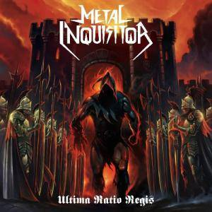 Metal Inquisitor: Ultima Ratio Regis - Cover