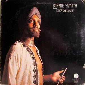 Cover - Lonnie Smith: Keep On Lovin'
