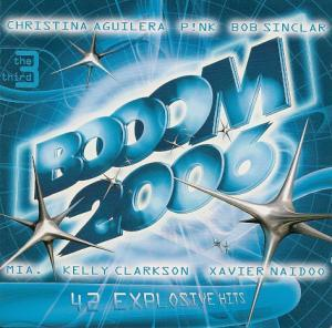 Booom 2006 - The Third - Cover
