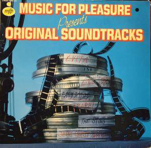 Music For Pleasure Presents Original Soundtracks - Cover