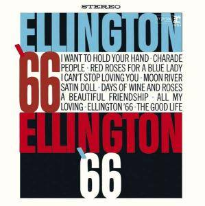Duke Ellington & His Orchestra: Ellington '66 - Cover