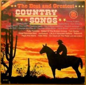 Cover - Billy Grammer: Best And Greatest Country Songs, The