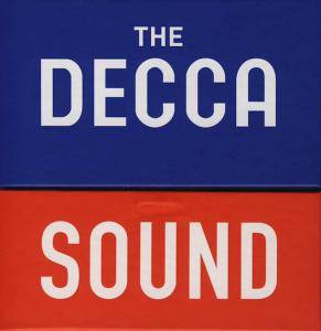 Cover - Ernesto de Curtis: Decca Sound, The