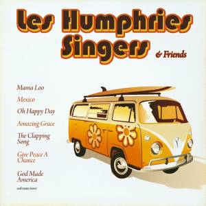 The Les Humphries Singers: Les Humphries Singers & Friends (CD) - Bild 1