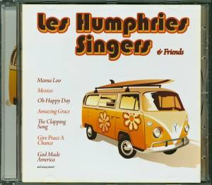 The Les Humphries Singers: Les Humphries Singers & Friends (CD) - Bild 3