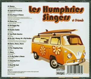 The Les Humphries Singers: Les Humphries Singers & Friends (CD) - Bild 4