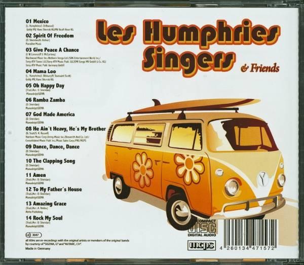 The Les Humphries Singers: Les Humphries Singers & Friends - CD