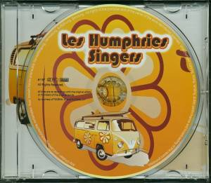 The Les Humphries Singers: Les Humphries Singers & Friends (CD) - Bild 5