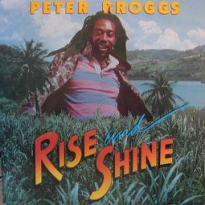 Cover - Peter Broggs: Rise And Shine