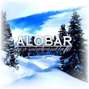 Cover - Alobar: In A Snowbound Land
