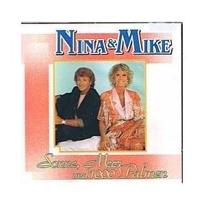 Cover - Nina & Mike: Sonne, Meer Und 1000 Palmen