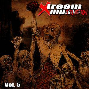 Xtreem Mutilation Vol. 5 - Cover