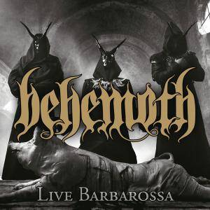 Behemoth: Live Barbarossa (CD) - Bild 1