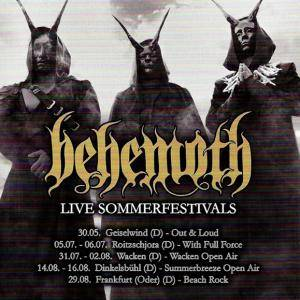 Behemoth: Live Barbarossa (CD) - Bild 4