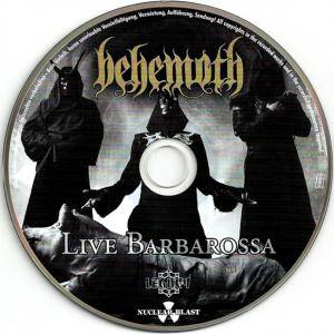 Behemoth: Live Barbarossa (CD) - Bild 6