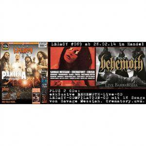 Behemoth: Live Barbarossa (CD) - Bild 9