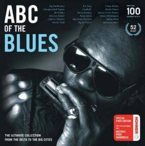 Cover - Alberta Hunter: ABC Of The Blues