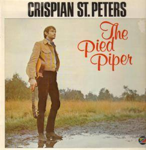 Cover - Crispian St. Peters: Pied Piper, The
