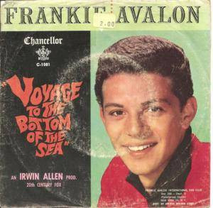 Cover - Frankie Avalon: Voyage To The Bottom Of The Sea