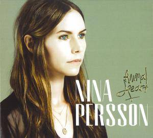 Nina Persson: Animal Heart - Cover