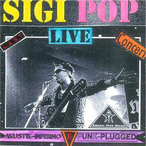 Cover - Sigi Pop: Last Show, The