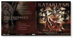 Kataklysm: The Prophecy (Stigmata Of The Immaculate) (LP) - Bild 3