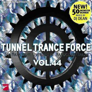 Cover - Clubbticket: Tunnel Trance Force Vol. 44