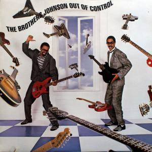 Cover - Brothers Johnson, The: Out Of Control