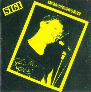 Cover - Sigi Pop: Teenage Days (1979 - 1993), The