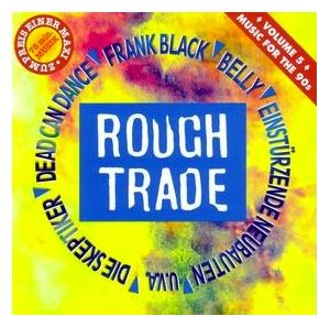 Rough Trade - Music For The 90's Vol. 5 - Cover