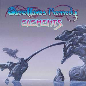 Steve Howe's Remedy: Elements - Cover