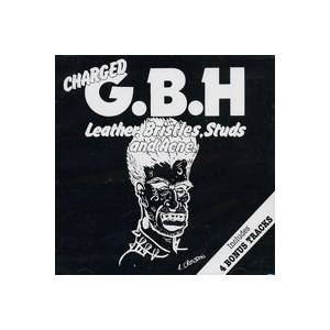 Charged G.B.H: Leather, Bristles, Studs And Acne - Cover