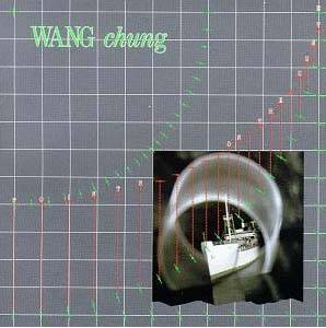 Wang Chung: Points On The Curve - Cover