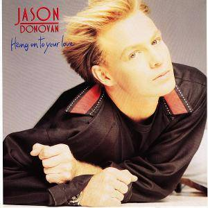 Jason Donovan: Hang On To Your Love - Cover