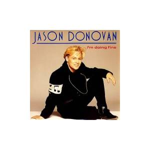 "Jason Donovan: I'm Doing Fine (12"") - Bild 1"