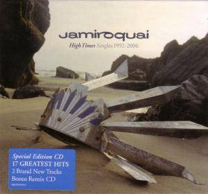 Jamiroquai: High Times Singles 1992-2006 - Cover
