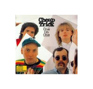 Cheap Trick: One On One - Cover