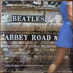 The Beatles: Abbey Road (LP) - Bild 2