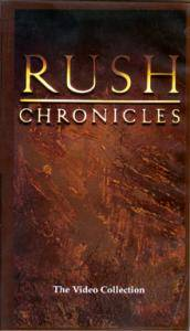Rush: Chronicles - Cover