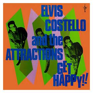 Cover - Elvis Costello And The Attractions: Get Happy!!