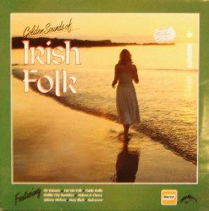 Cover - Fair Isle Folk: Golden Sounds Of Irish Folk